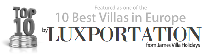 Top 10 villas in Europe - Zakynthos Villas