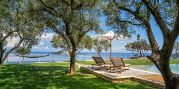 Artina Luxury Villa Zakynthos Link to Special Offers page